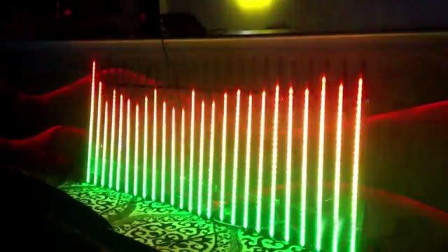 LED Fence