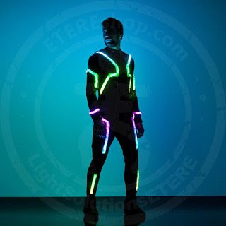 SMART LED flyboard suit model SPATIUM