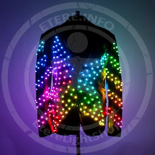 Star Led Jacket