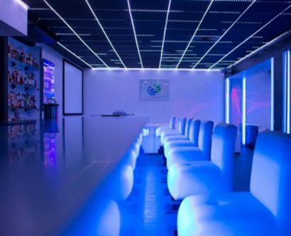 MARINA ROSCHA CLUB. LED DESIGN STORY!