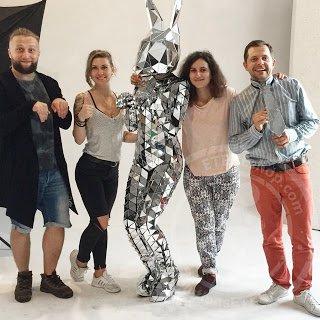 Led Bunny 3